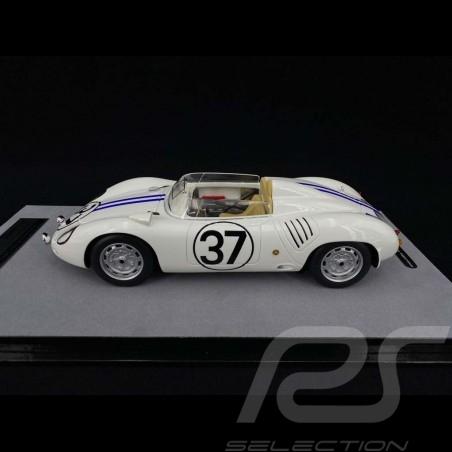 Porsche 718 RSK Le Mans 1959 n° 37 1/18 Tecnomodel TM18-145E