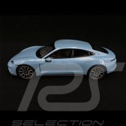 Porsche Taycan 4S 2019 gefroren blau 1/18 Minichamps WAP0217810L
