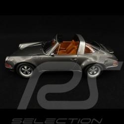 Singer Porsche 911 Targa dunkel grau 1/18 KK Scale KKDC180471