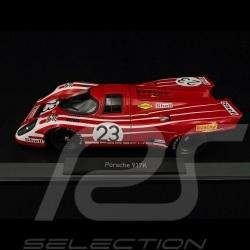 Porsche 917 K n° 23 Salzburg Vainqueur Winner Sieger 24h Le Mans 1970 1/18 Norev 187586