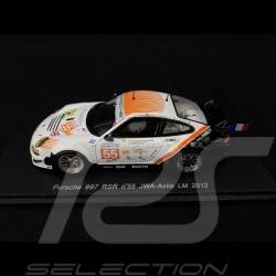 Porsche 911 RSR type 997 JWA-Avila Le Mans 2012 n° 55 1/43 Spark S3734