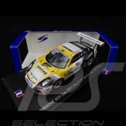 Porsche 911 GT3 type 991 Carrera Cup 2014 N° 911 1/43 Spark SF083
