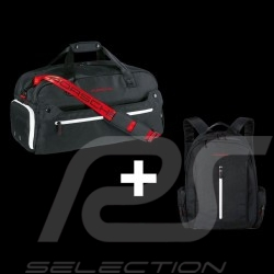 Set of Porsche bags Motorsport 1 Collection Backpack WAP0502300G Sports bag WAP0502200G