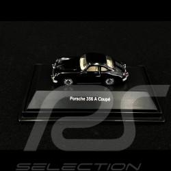 Porsche 356 A Coupé Noire 1/87 Schuco 452626600