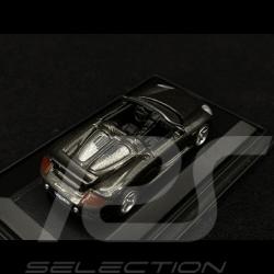 Porsche Carrera GT Grey metallic 1/87 Schuco 45258400