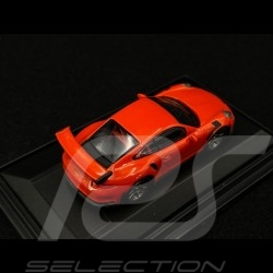 Porsche 911 GT3 RS type 991 orange 1/87 Schuco 452621200