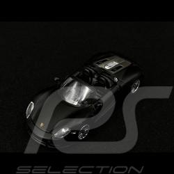 Porsche 918 Spyder Matte Black 1/64 Schuco 452011400