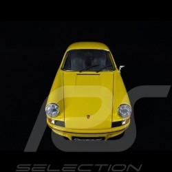 Porsche 911 Carrera RS 1973 jaune yellow gelb 1/18 Welly MAP02101214