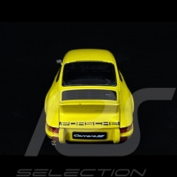 Porsche 911 Carrera RS 1973 gelb 1/18 Welly MAP02101214
