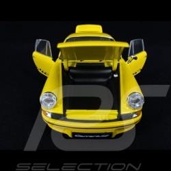 Porsche 911 Carrera RS 1973 yellow 1/18 Welly MAP02101214