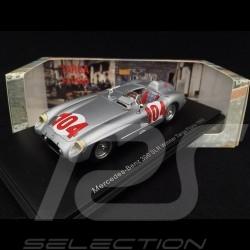 Mercedes-Benz 300 SLR n° 104 Winner Targa Florio 1955 1/43 Spark 43TF55