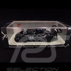 "Porsche 911 GT3 R type 991 n° 12 GPX Racing ""The Diamond"" Paul Ricard Practice 1/43 Spark SP325"