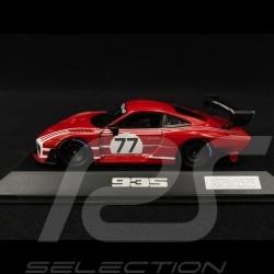 Porsche 935 Salzburg n° 77 base 991 GT2 RS 2019 1/43 Spark WAP0209410M935