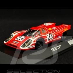 Porsche 917 K Winner Le Mans 1970 n° 23 Salzburg 1/43 Spark WAP0209400M917