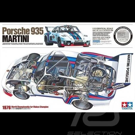 Porsche Modellbau 935 Martini 1976 1/12 Tamiya 12057