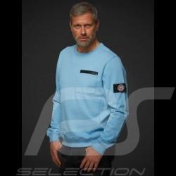 Gulf sweatshirt Sky blue - men