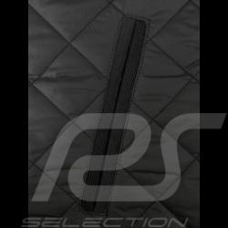 Gulf Sleeveless quilted jacket Black - men