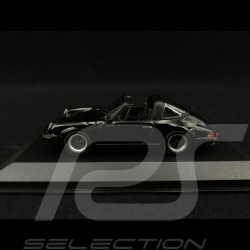 Porsche 911 Targa 2.7 1977 noire 1/43 Minichamps 940061260