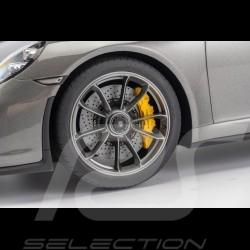 Preorder Porsche 911 Speedster type 991 2019 Agate Grey 1/8 Minichamps 800655000