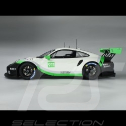 Preorder Porsche 911 GT3 R type 991 n° 911 2019 Presentation version 1/8 Minichamps 800196002