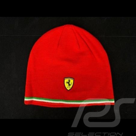 Ferrari beanie red