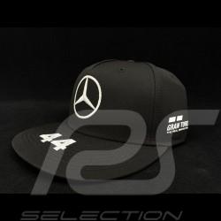 Mercedes AMG Petronas Motosport cap Lewis Hamilton n° 44 black Mercedes-Benz 141191045100