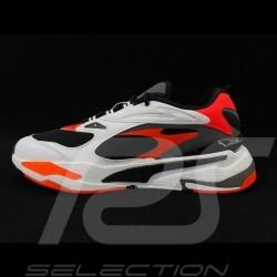 Puma Sneaker Schuh RS-Fast Schwarz / Weiß / Rot - Herren