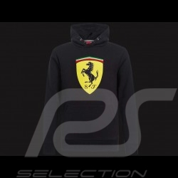 Ferrari hoodie black Motorsport Ferrari Collection - kid