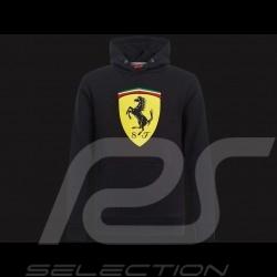 Ferrari hoodie schwarz Motorsport Ferrari Collection - kinder
