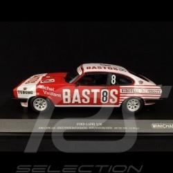 Ford Capri 3.0S Serge Power Bastos Racing n° 8 Spa 1980 1/18 Minichamps 155808608