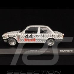 BMW 325i n° 44 Vainqueur Classe E.G. Trophy ETCC Zolder 1986 1/18 Minichamps 155862644