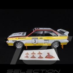 Audi Quattro A2 Audi Sport n° 3 Vainqueur Sanyo Rallye New Zealand 1984 1/18 Minichamps 155841103