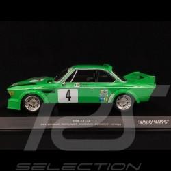 BMW 3.0 CSL Jolly Club n° 4 Winner ETCC Zandvoort 1979 1/18 Minichamps 155792504