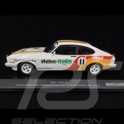 Ford Capri 3.0 Gilden Kölsch Racing Team n° 11 Vainqueur Nürburgring 1982 1/18 Minichamps 155828611