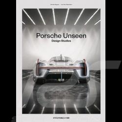 Book Porsche Unseen - Design Studies