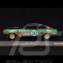 Ford Capri 3.0S Fabergé Racing Lee Jeans n° 10 BSCC 1979 1/18 Minichamps 155798610