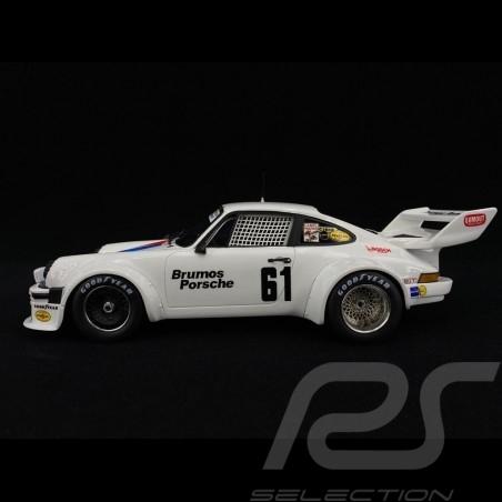 Porsche 934/5 Brumos Racing n° 61 12H Sebring 1977 1/18 Top Speed TS0300
