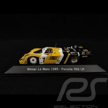 Porsche 956 LH Sieger Le Mans 1985 n° 7 1/43 Spark MAP02028513