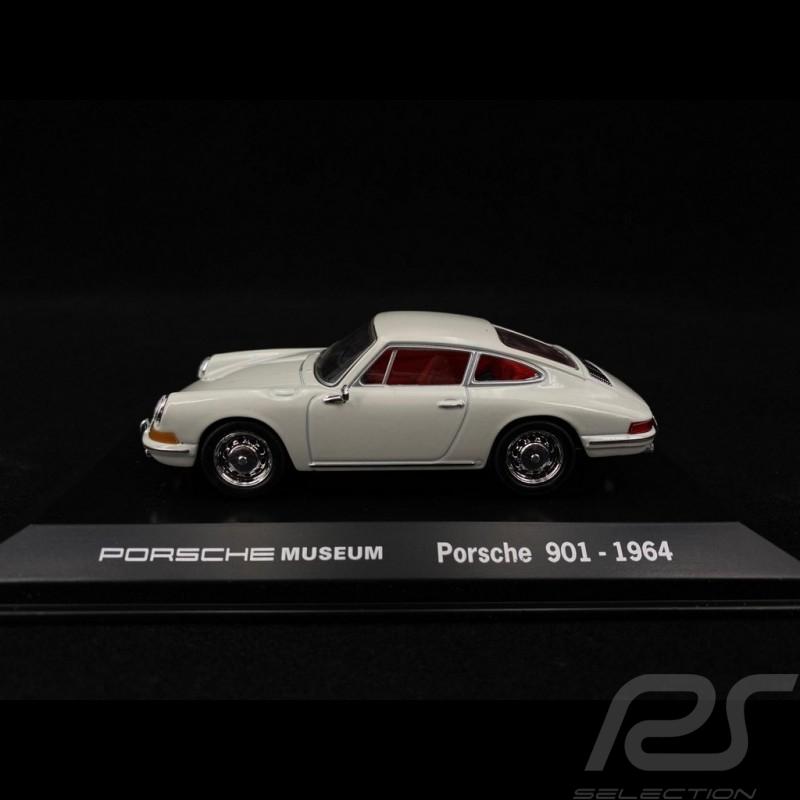 Porsche 901 1964 elfenbein 1/43 Welly MAP01990113