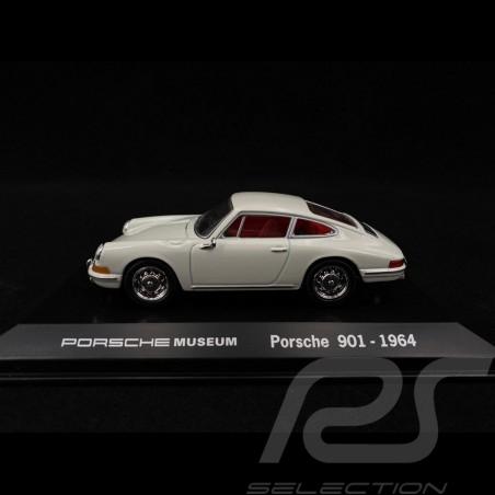 Porsche 901 1964 ivory 1/43 Welly MAP01990113