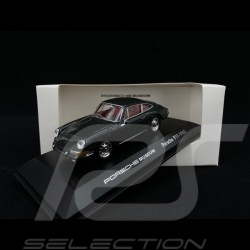 Porsche 911 1965 grey 1/43 Welly MAP01991113