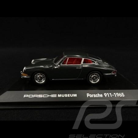 Porsche 911 1965 grey 1/43 Welly MAP01991113