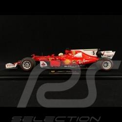 Ferrari Scuderia SF70H Sieger Monaco GP 2017 1/18 Looksmart LS18F109