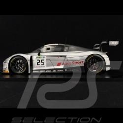 Audi R8 LMS Audi Sport Team Saintéloc n° 25 Vainqueur 24H Spa 2017 1/12 Spark 12SB001