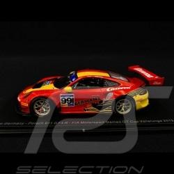 Porsche 911 GT3 R typ 991 n° 991 FIA Motorsport Games GT Cup Vallelunga 2019 1/43 Spark S6319