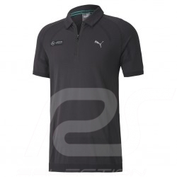 Mercedes-AMG Petronas Polo shirt Puma 37.5 Technology Black - men