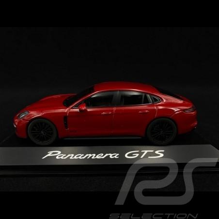 Porsche Panamera GTS Sport Turismo 2018 carmine red 1/43 Herpa WAP0207310J