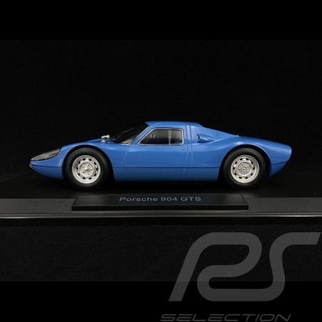 Porsche 904 GTS 1964 bleue 1/18 Norev 187441
