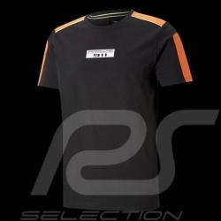 Porsche 911 T-shirt by Puma Black / Orange - Men