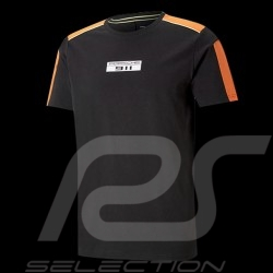 Porsche 911 T-shirt by Puma Schwarz / Orange - Herren